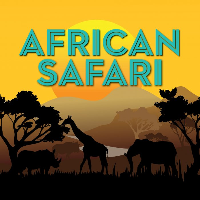 African Safari APP Game