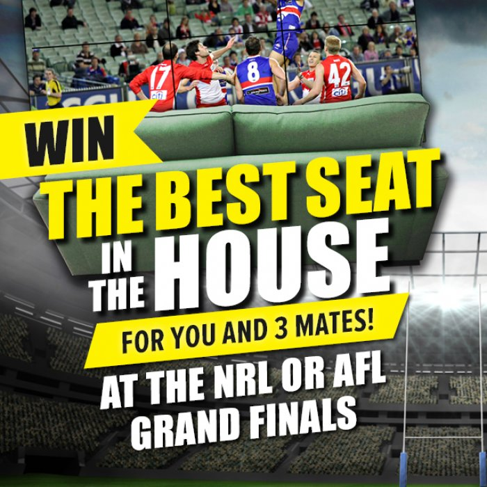 Best Seat in the House - AFL