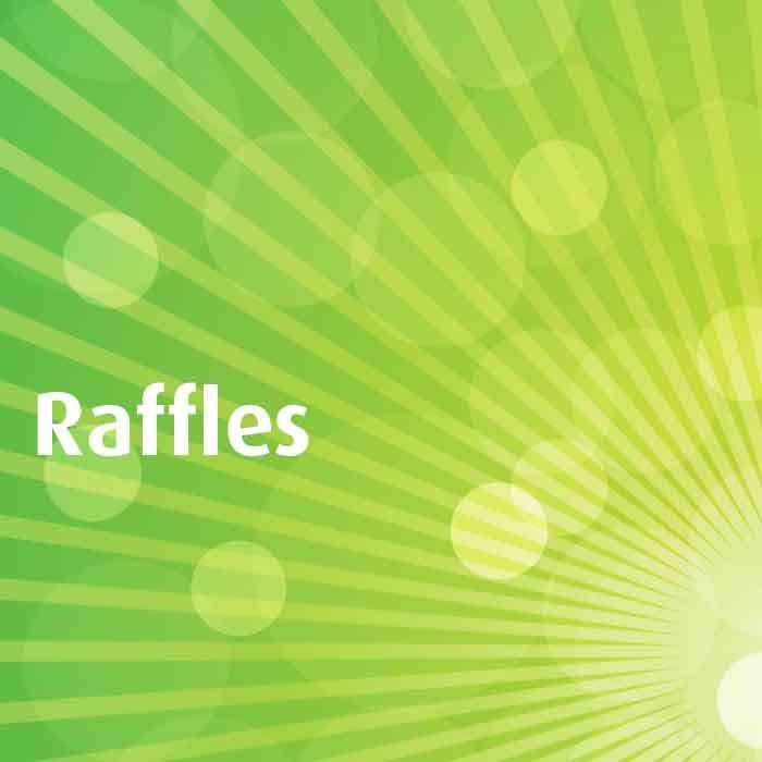 Tuesday Choose-Day Raffle